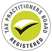 tax practitioners board business logo